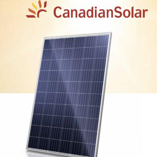 Canadian Polycrystalline Solar panels